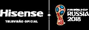 Hisense | Patrocinador oficial FIFA World Cup Russia 2018