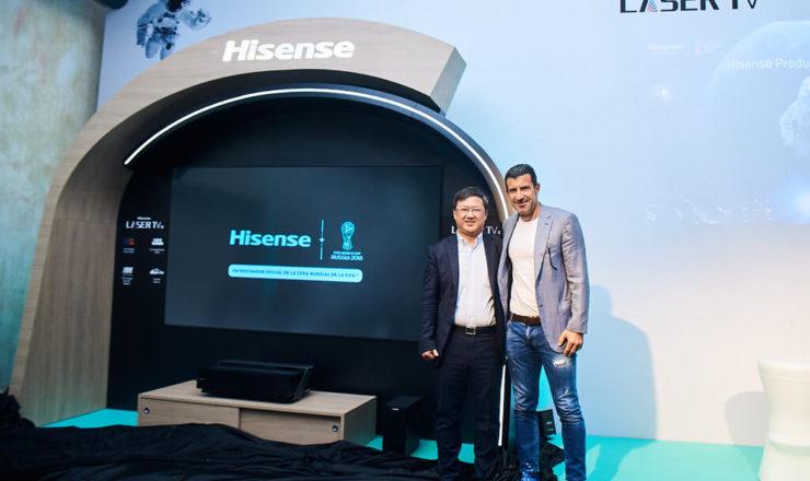 Laser TV HISENSE: a nova forma de ver televisão
