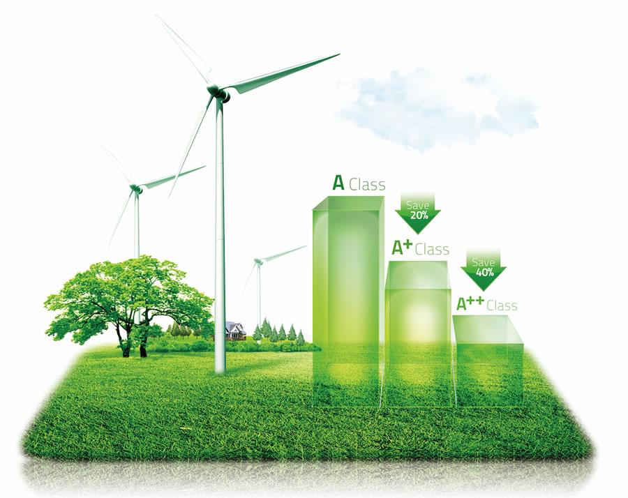 Eficiência energética A++