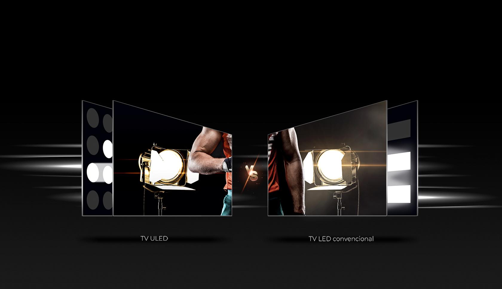 ULED TV H55U7B  55″