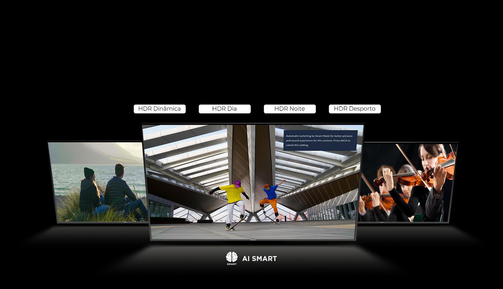 ULED TV H65U8B  65″