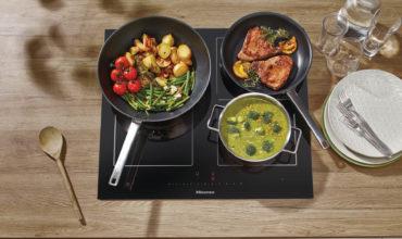 Hisense apresenta portfolio de fornos e placas para completar a sua oferta de gama branca