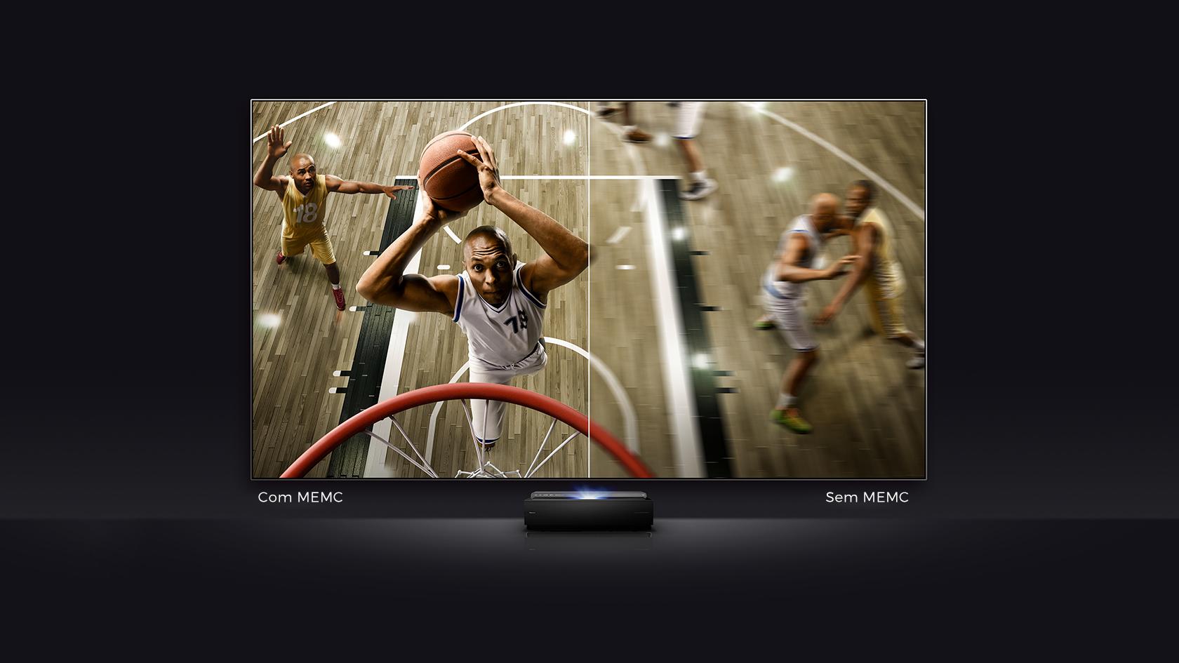 Laser TV H80LSA