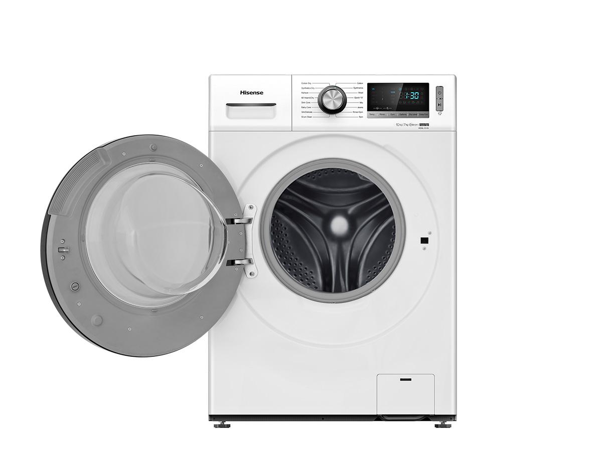 Máquinas de lavar e secar Máquina de lavar e secar WDBL1014V
