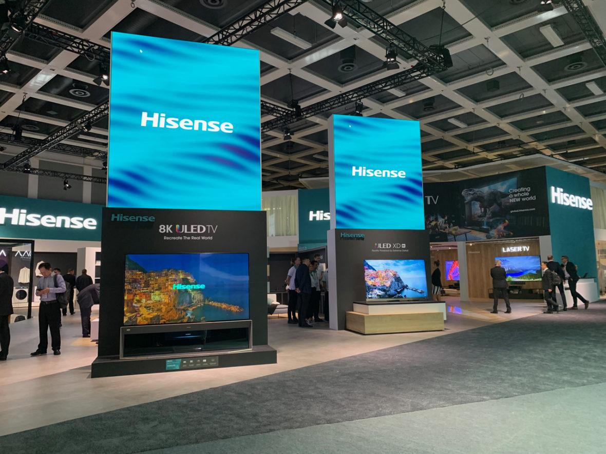 Hisense lança VIDAA U4 e uma gama completa de televisores com os últimos avanços tecnológicos do mercado