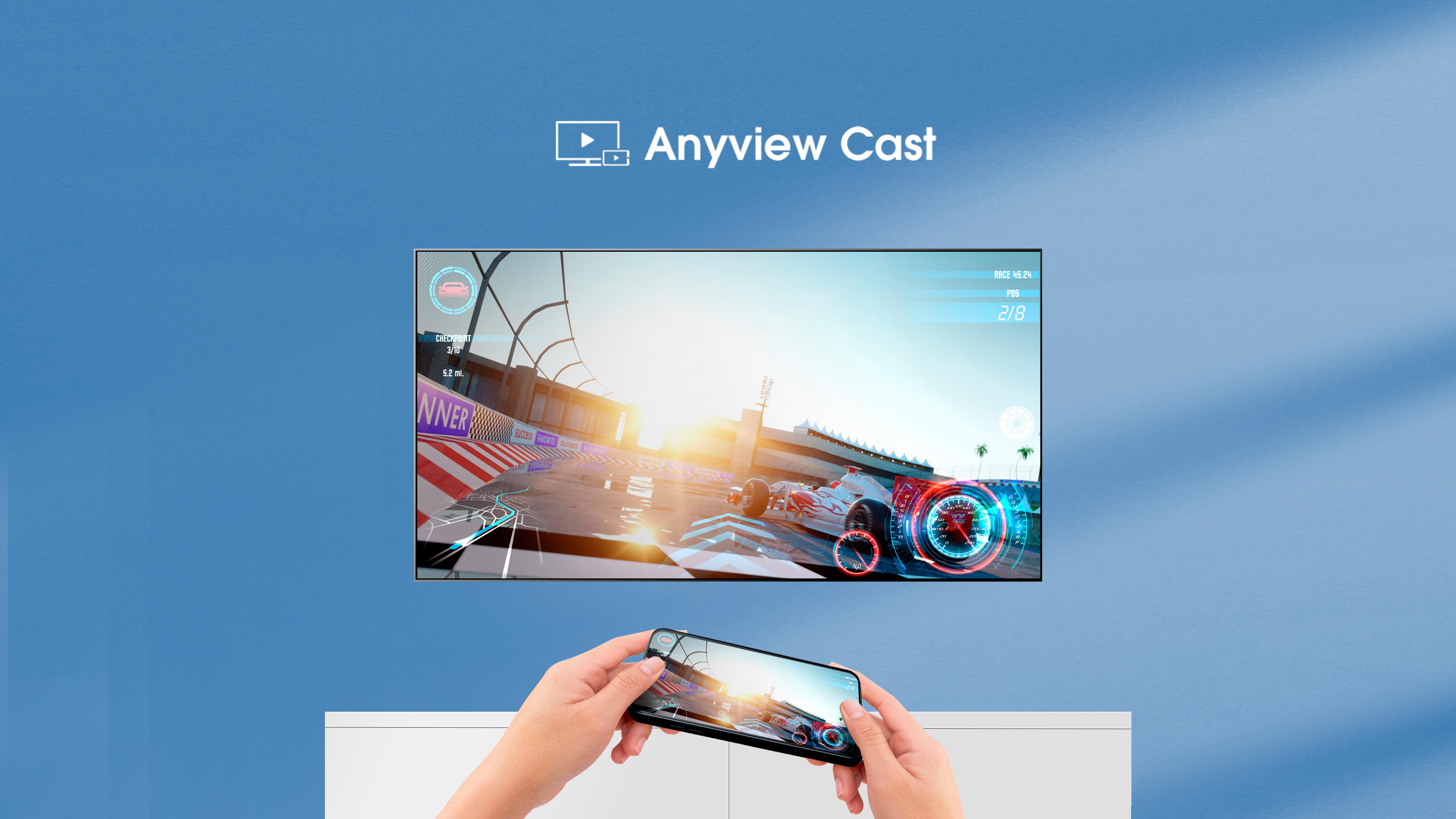 LED TV 40A5600F 40″
