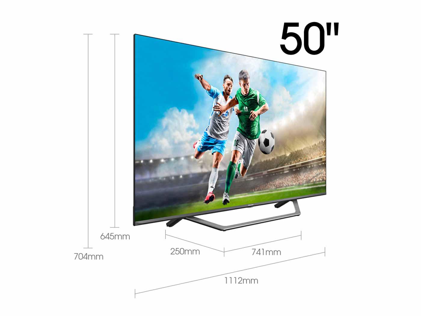 UHD TV UHD TV 50A7500F 43″