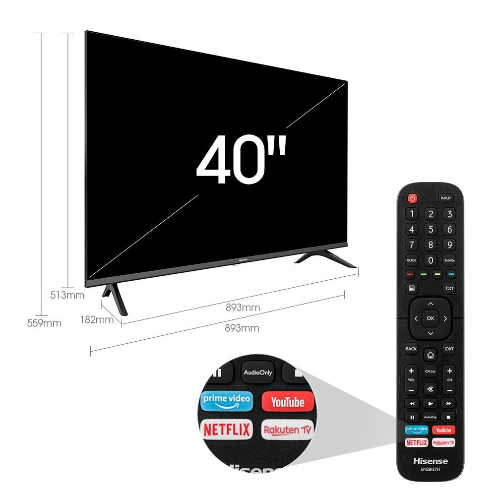 LED TV LED TV 40A5600F 40″