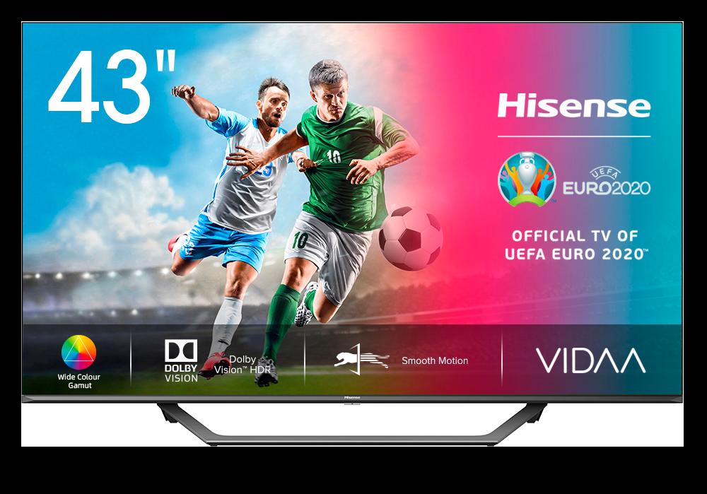 UHD TV H43A7500F