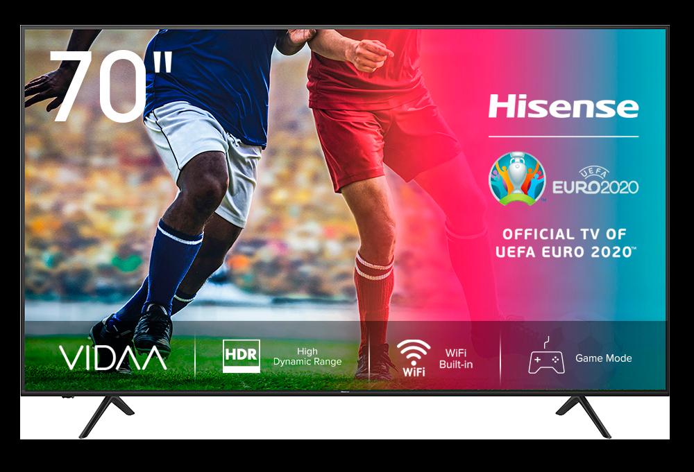 UHD TV H70A7100F