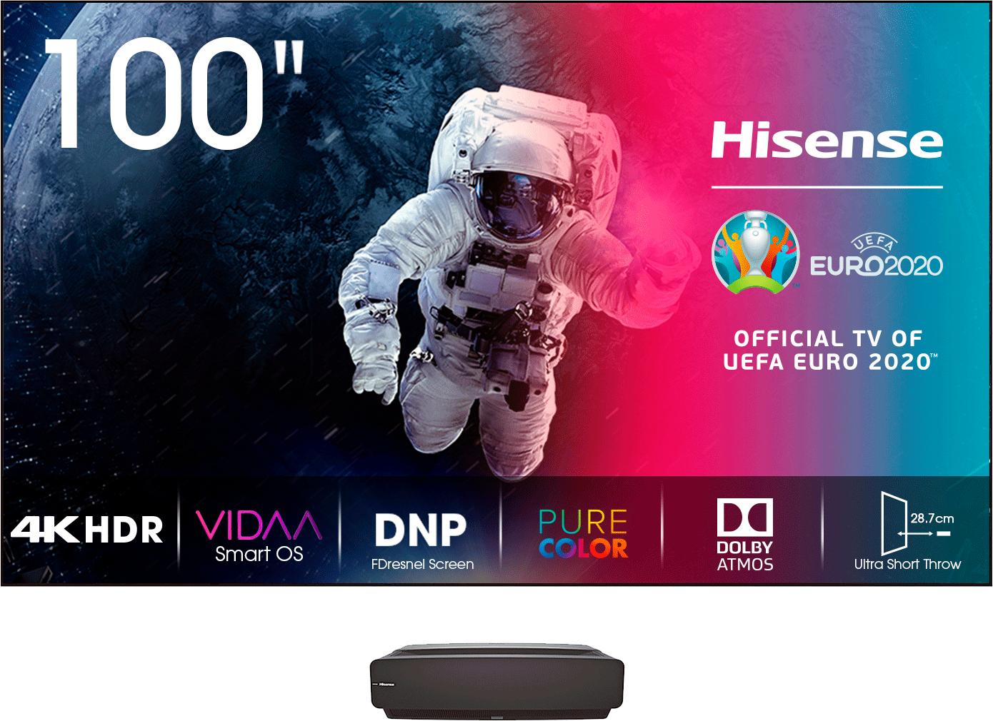 Laser TV 100L5F-B12