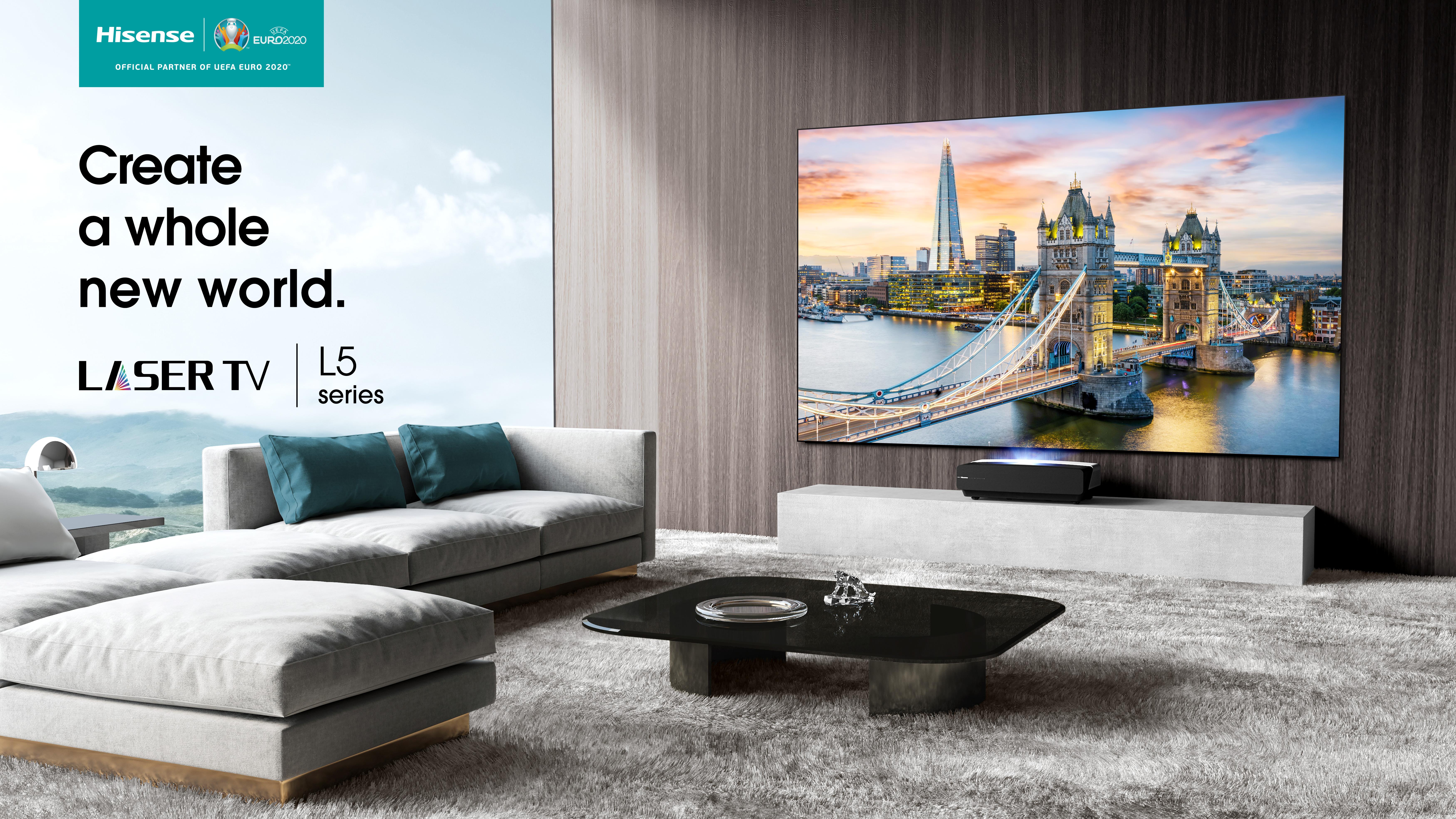 Laser TV Laser TV 100L5F-A12