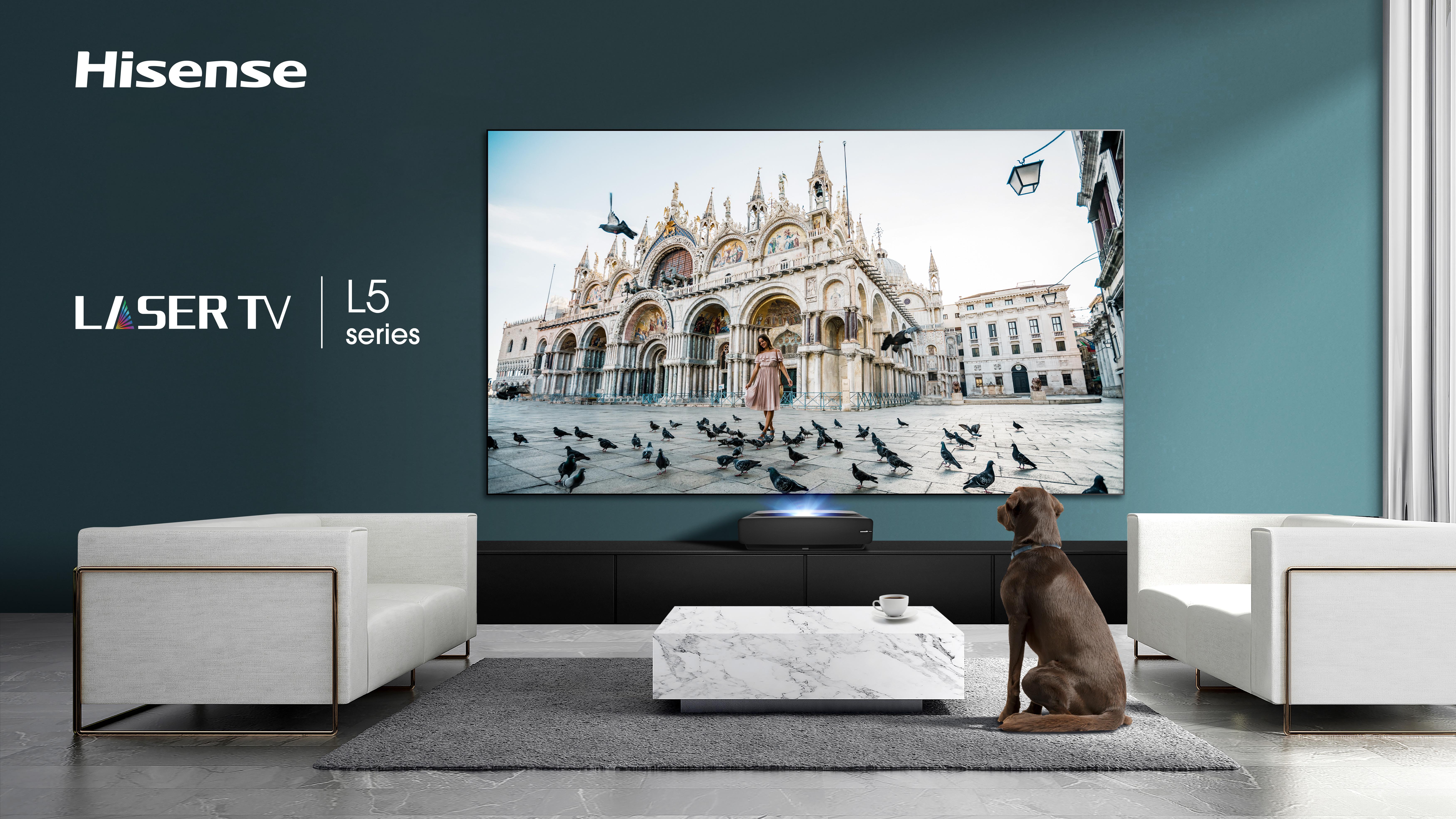Laser TV 100L5F-A12