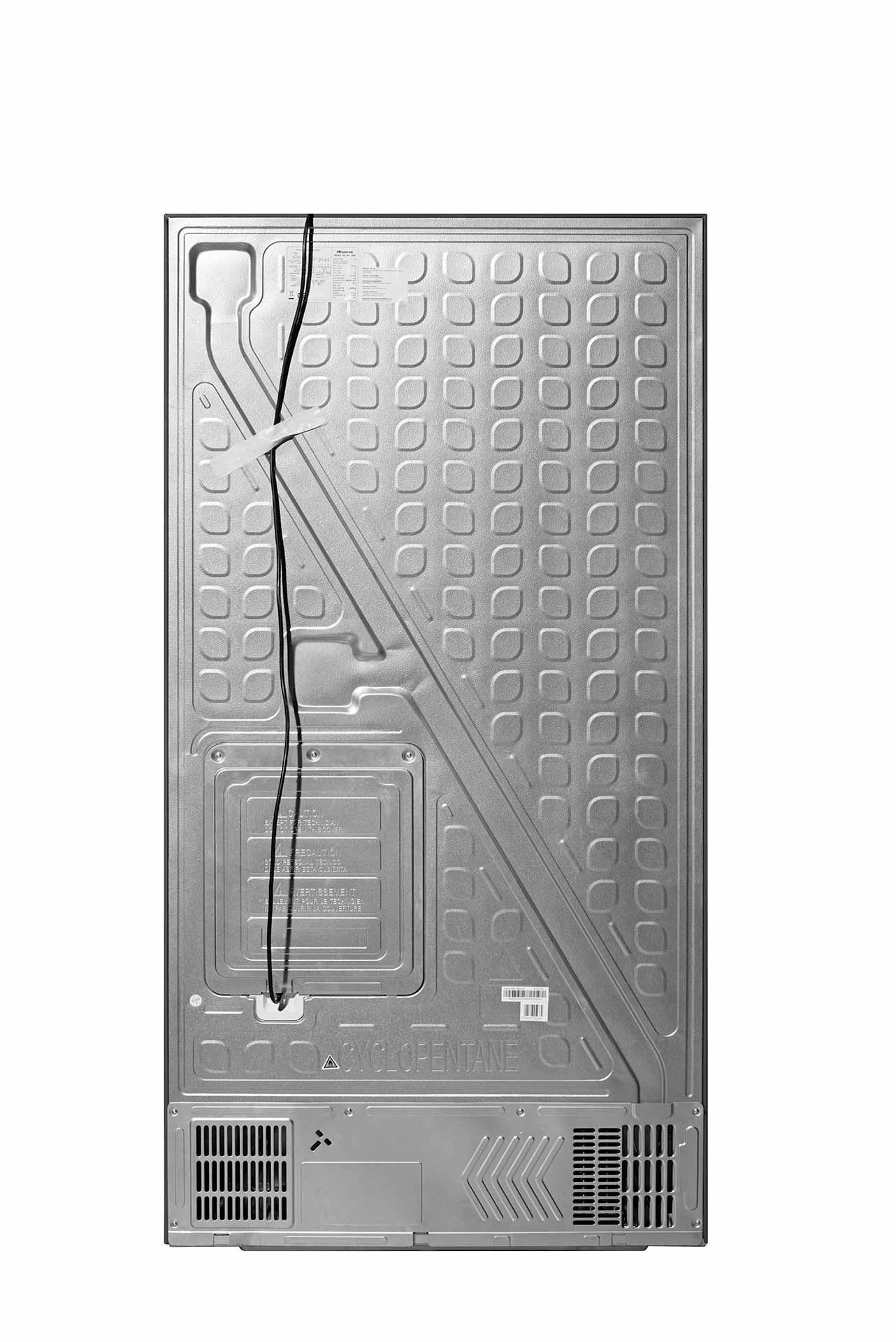 Americanos Multi Portas Frigorífico Cross Door RQ758N4SAI1