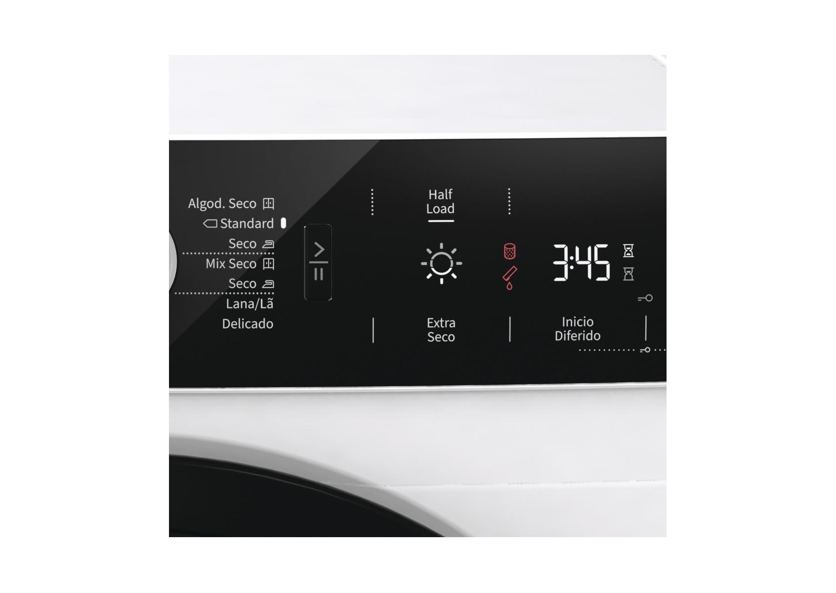 Máquina de secar DHGA901NL