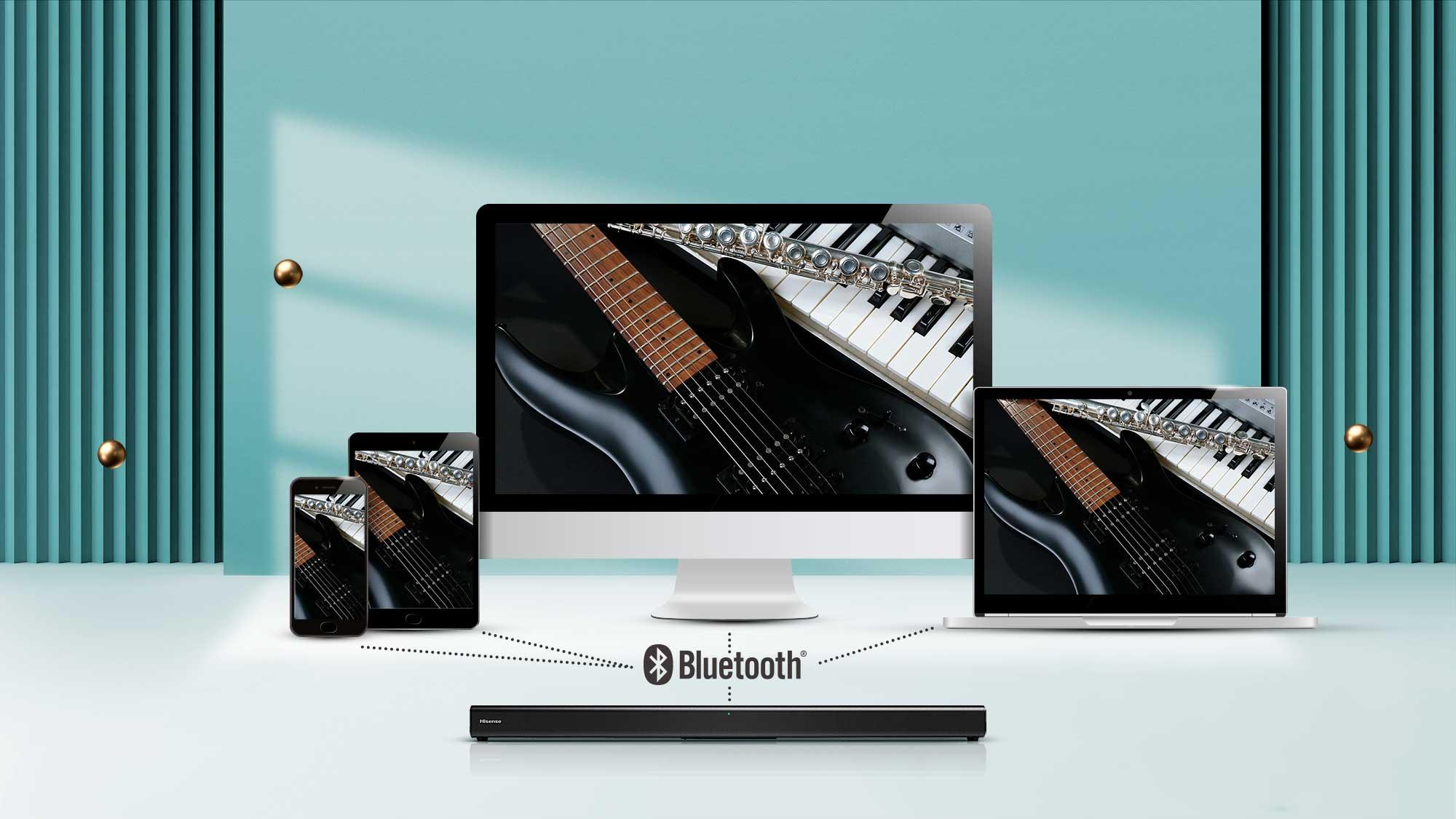 Soundbar HS205