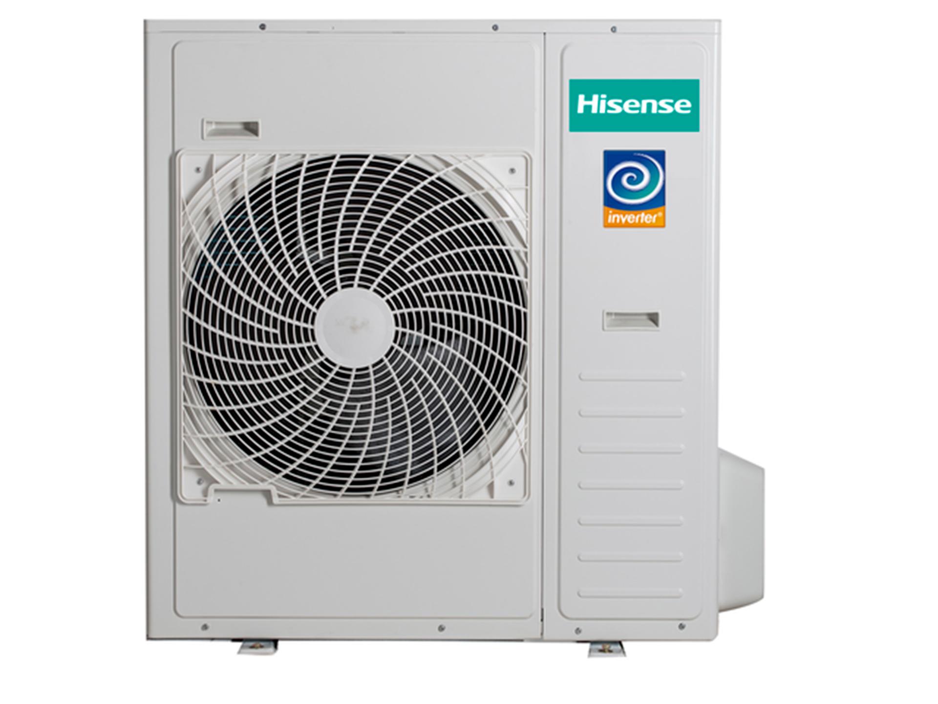 MULTI-INVERTER EXTERIOR Ar Condicionado Multisplit 5AMW125U4RTA
