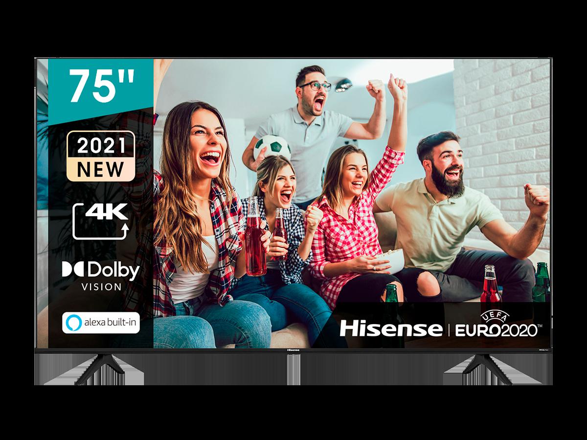 UHD TV 75A6G 75