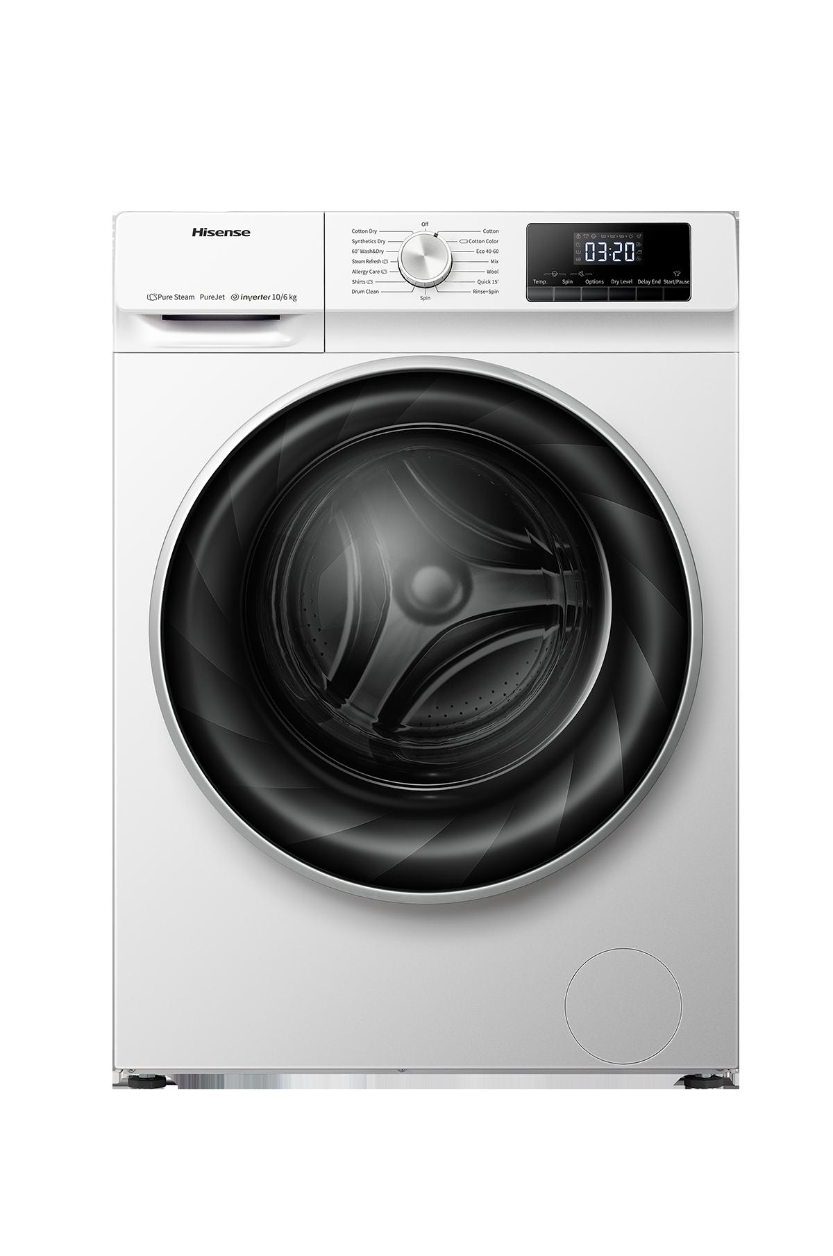 Máquinas de lavar e secar roupa WDQY1014EVJM