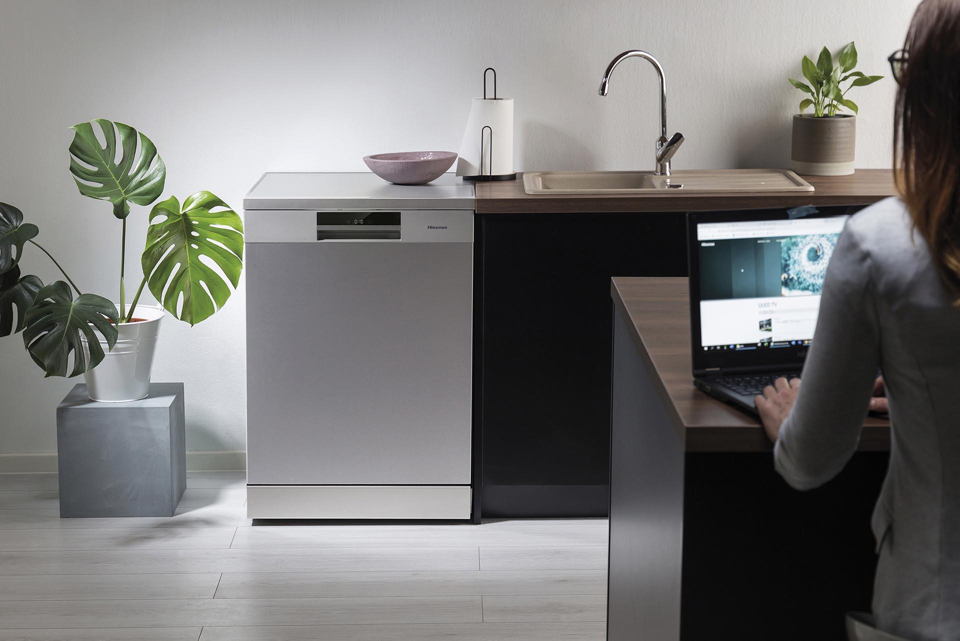 Máquina de lavar loiça HV651C60